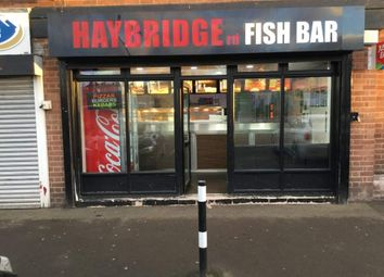 Thumbnail Restaurant/cafe for sale in Haybridge Road, Hadley, Telford