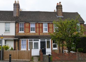 Thumbnail 2 bed terraced house to rent in Cramptons Road, Bat & Ball