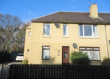 Thumbnail 2 bed flat for sale in Mitchell Crescent, Alloa