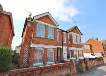 Thumbnail 4 bed semi-detached house for sale in Canada Road, Southampton