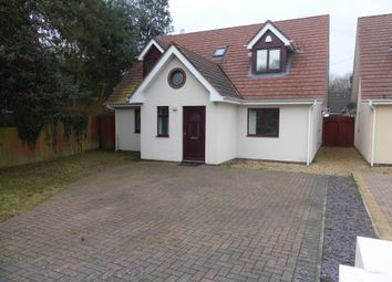 Thumbnail 4 bed detached house for sale in Old Newport Road, Old St. Mellons, Cardiff