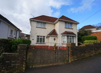 Thumbnail 3 bed detached house for sale in Gelli Avenue, Risca, Newport