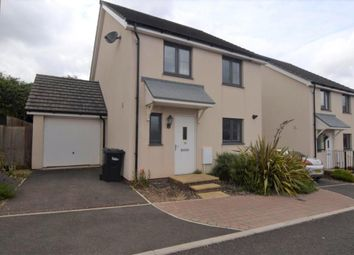 Thumbnail 4 bed detached house to rent in Mimosa Way, Paignton, Devon