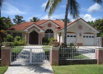 Thumbnail 4 bed villa for sale in Cabarete, Puerto Plata Province, Dominican Republic
