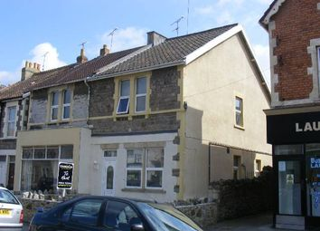 Thumbnail 2 bed flat to rent in Moorland Road, Weston-Super-Mare, North Somerset