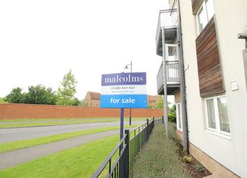Thumbnail 2 bedroom flat for sale in New Hall Lane, Great Cambourne, Cambourne, Cambridge