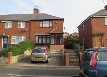 Thumbnail 3 bed semi-detached house for sale in Turner Street, West Bromwich