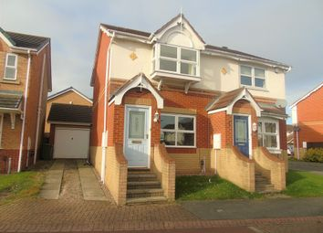 Thumbnail 2 bed semi-detached house to rent in Cennon Grove, Ingleby Barwick, Stockton-On-Tees