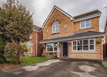Thumbnail 4 bed detached house for sale in Rockingham Drive, Hindley, Wigan