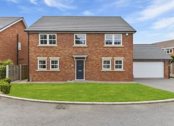 Thumbnail 5 bed detached house for sale in St Peter's Court, Adderley, Market Drayton