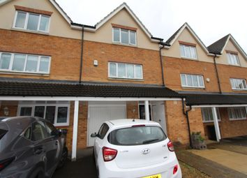 Thumbnail 3 bed town house for sale in Keats Close, Borehamwood
