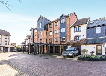 Thumbnail 1 bedroom flat for sale in Cadland Court, Channel Way, Southampton