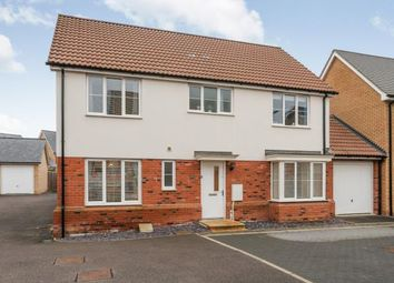 4 bed detached house for sale in Bargroves Avenue, St. Neots, Cambridgeshire PE19
