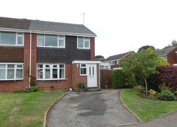 Thumbnail 3 bed semi-detached house for sale in Willow Drive, Cheswick Green, Solihull