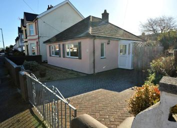 Thumbnail 2 bedroom detached bungalow for sale in Longview Road, Saltash, Cornwall