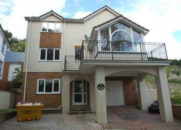 Thumbnail 4 bed detached house to rent in Badger Close, Preston, Paignton