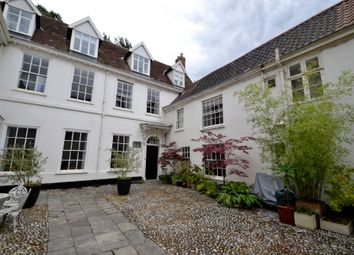 Thumbnail 3 bedroom town house for sale in Gurney Court, Magdalen Street, Norwich