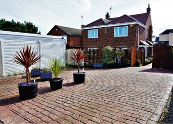 Thumbnail 4 bed detached house for sale in Forest Close, Nottingham
