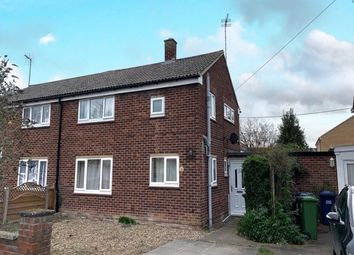 Thumbnail 3 bed semi-detached house to rent in Keates Road, Cambridge