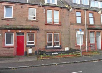 Thumbnail 1 bed flat for sale in Wallace Street, Dumfries