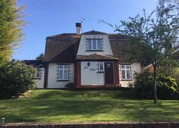 Thumbnail 4 bed detached house for sale in Downs Road, Istead Rise, Gravesend