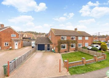 Thumbnail 3 bed semi-detached house for sale in College Way, Horspath, Oxford