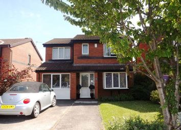 Thumbnail 4 bed detached house for sale in Pheasant Wood Drive, Thornton-Cleveleys, Lancashire, United Kingdom