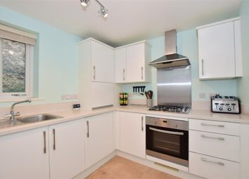 Thumbnail 2 bed flat for sale in Ward View, Chatham, Kent
