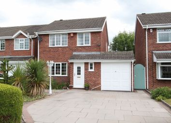 Thumbnail 3 bed detached house for sale in Michigan Grove, Stoke-On-Trent