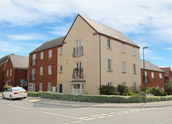 Thumbnail 2 bed flat for sale in Westminster Drive, Church Gresley, Swadlincote