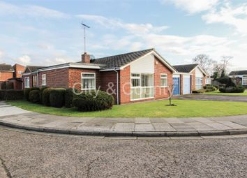 Thumbnail 4 bed detached bungalow for sale in Nathan Close, Longthorpe, Peterborough