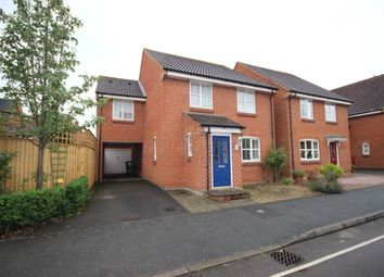 Thumbnail 4 bed detached house to rent in Youens Drive, Thame