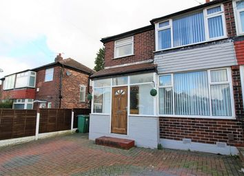 3 bed semi-detached house for sale in Eastleigh Road, Prestwich, Manchester M25