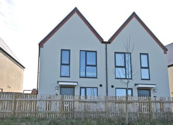 Thumbnail 2 bed semi-detached house for sale in Brickhill Lane, Ketley, Telford