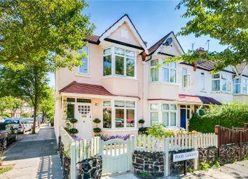 Thumbnail 3 bed end terrace house for sale in Priory Gardens, London