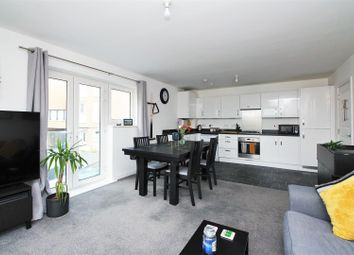 Thumbnail 2 bed flat for sale in Highview Terrace, Priory Hill, Dartford