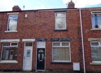 Thumbnail 2 bed terraced house for sale in Hilbeck Street, Bishop Auckland