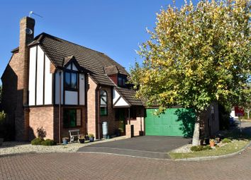 Thumbnail 4 bed detached house for sale in Killams Close, Taunton