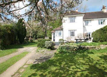 Thumbnail 3 bedroom semi-detached house for sale in Colekitchen Lane, Gomshall, Guildford