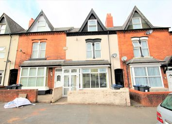 Thumbnail 5 bed terraced house for sale in Algernon Road, Birmingham