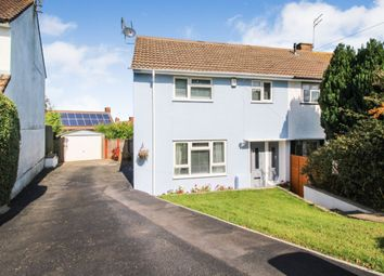 Thumbnail 4 bed semi-detached house for sale in Mendip Road, Portishead, Bristol
