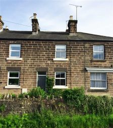 Thumbnail 2 bed terraced house for sale in 2, The Cliff, Tansley Matlock, Derbyshire