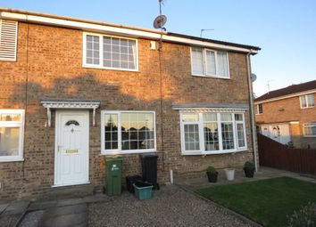 Thumbnail 2 bed terraced house to rent in Cornwood Way, Haxby, York