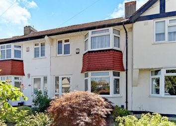 Thumbnail 3 bedroom terraced house for sale in Chaffinch Avenue, Shirley, Croydon, Surrey