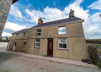 Thumbnail 3 bed detached house for sale in Nanhoron, Pwllheli