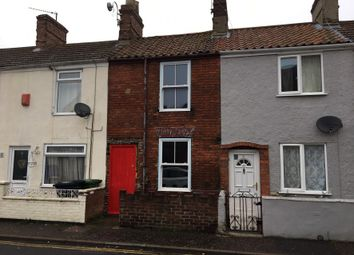 Thumbnail 2 bed terraced house for sale in 9 Napoleon Place, Great Yarmouth, Norfolk