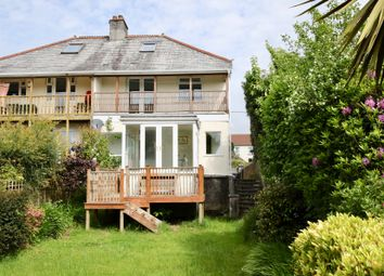 Thumbnail 4 bed semi-detached house for sale in Graham Avenue, St. Austell