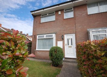Thumbnail 3 bedroom end terrace house for sale in Bright Street, Kingswood, Bristol