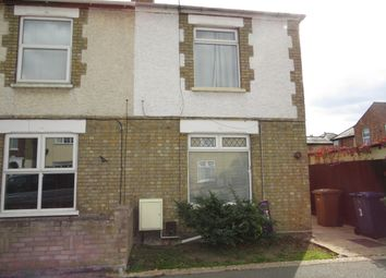 Thumbnail 3 bed property to rent in Hereward Street, March