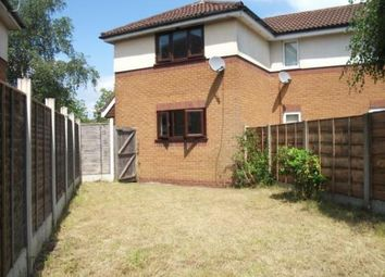 Thumbnail 1 bed semi-detached house to rent in Whittlewood Close, Gorse Covert, Warrington, Cheshire